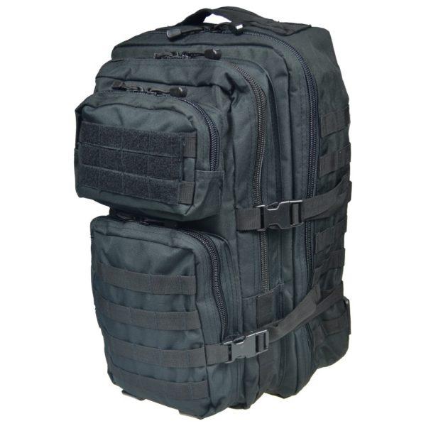 Plecak US Assault 20L Mil-Tec Czarny