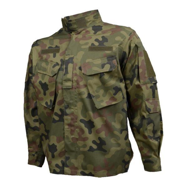Bluza Taktyczna ATP PL Woodland