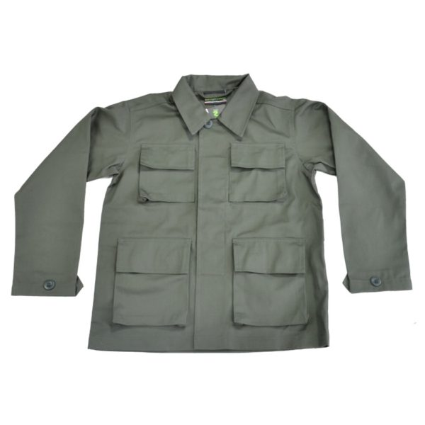 Bluza Polowa Junior Olive