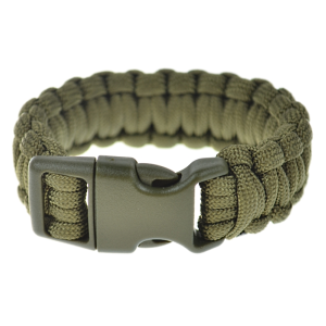 Bransoletka Paracord Mil-Tec Olive