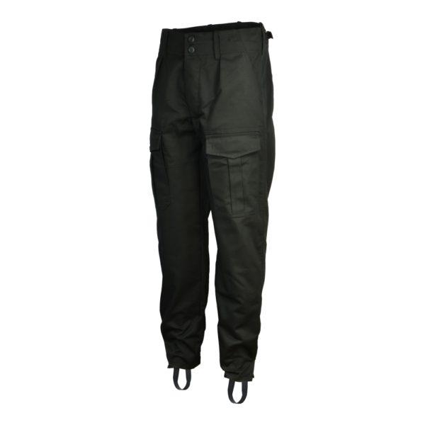 Spodnie Polowe Czarne