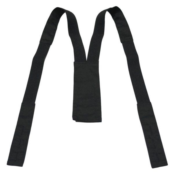 Szelki do Spodni Polowych Czarne