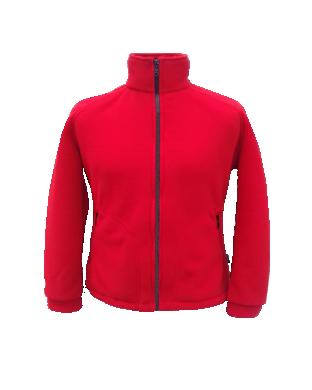 Bluza Polar Junior Czerwony