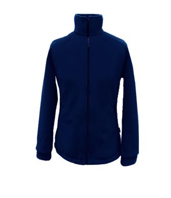 Bluza Polar Damski Granatowy