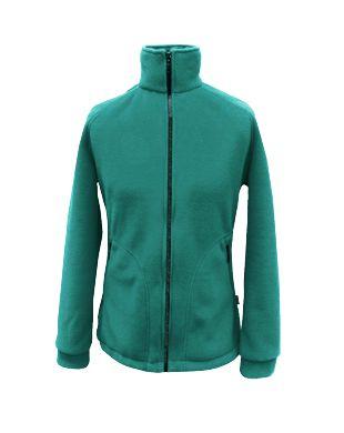 Bluza Polar Damski Zielony