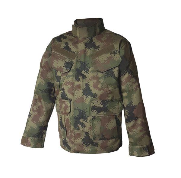 Bluza Taktyczna Junior PL Woodland Digital