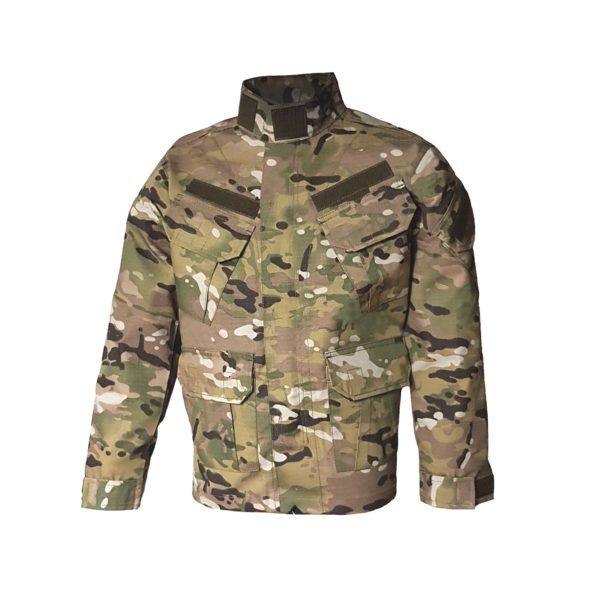 Bluza Taktyczna Junior Multicamo
