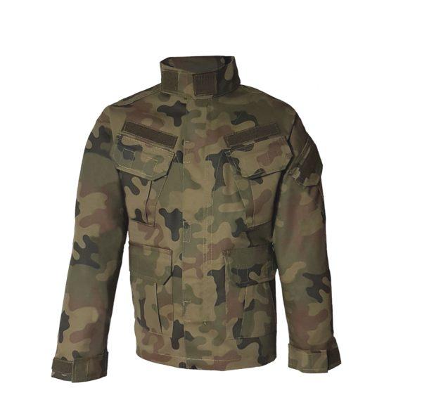 Bluza Taktyczna Junior PL Woodland