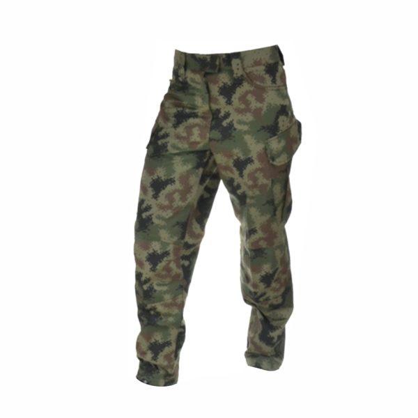 Spodnie Taktyczne Junior PL Woodland Digital