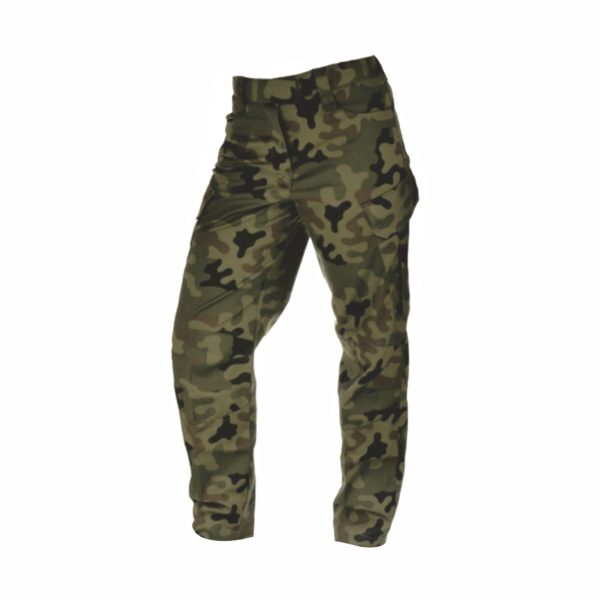 Spodnie Taktyczne Junior PL Woodland