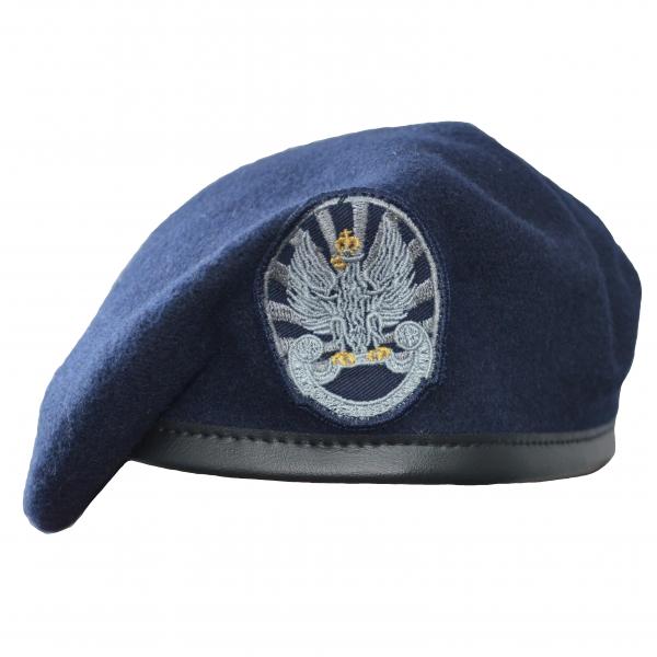 Beret Militarny Tłoczony Kadeta KM