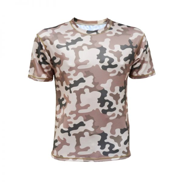 Koszulka Termoaktywna Junior PL Desert