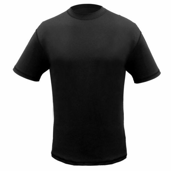 Koszulka Termoaktywna Czarna