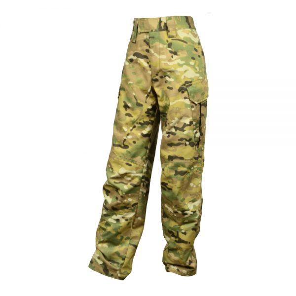 Spodnie Taktyczne Junior Multicamo