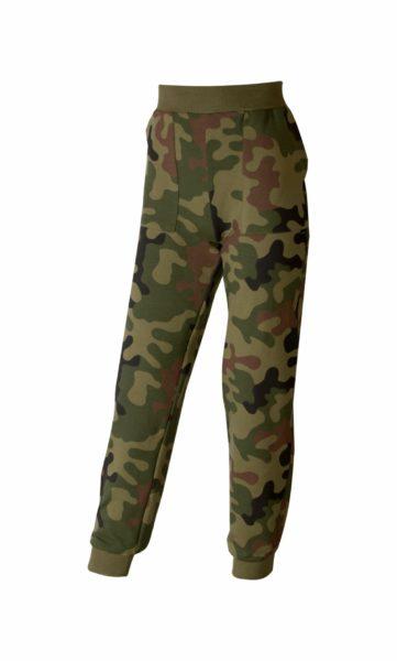 Spodnie Dresowe Junior PL Woodland
