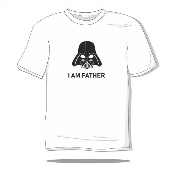 Koszulka z nadrukiem Im Father