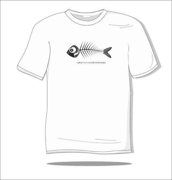 Koszulka z nadrukiem Ryba kostnoszkieletowa